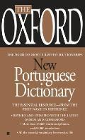 Oxford New Portuguese Dictionary Portuguese English English Portuguese