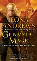 Gunmetal Magic World of Kate Daniels 01