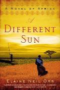 Different Sun A Novel of Africa