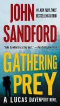 Gathering Prey: Lucas Davenport 25
