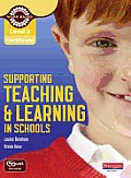 Level 2 Certificate for Supporting Teaching and Learning in Schools: Candidate Handbook: The Teaching Assistant's Handbook