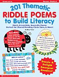 201 Thematic Riddle Poems To Build Liter