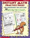 Instant Math Practice Pages For Homework