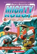 Ricky Ricottas Mighty Robot 08 vs the Naughty Nightcrawlers from Neptune