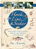 Hook Line & Seeker A Beginners Guide to Fishing Boating & Watching Water Wildlife