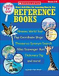 Look It Up Great Activities for Learning How to Use Reference Books