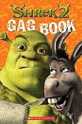 Shrek 2 Gag Book
