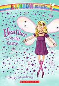 Rainbow Magic 07 Heather The Violet Fairy