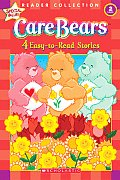 Care Bears 4 Easy To Read Stories
