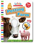 Petting Farm: Board Book and DVD Set [With DVD]