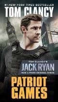 Patriot Games Movie Tie In