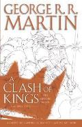 Clash of Kings The Graphic Novel Volume Two