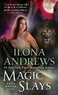 Magic Slays Kate Daniels 5