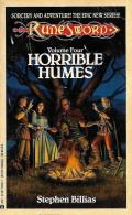 Horrible Humes: Runesword 4