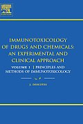 Principles and Methods of Immunotoxicology