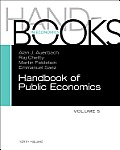 Handbook of Public Economics, Volume 5
