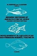 Modern Methods of Aquaculture in Japan, Volume 24