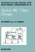 Active Rc Filter Design, Volume 18