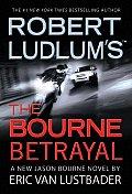 Bourne Betrayal Ludlum