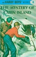 Hardy Boys 008 Mystery of Cabin Island