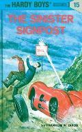 Hardy Boys 015 Sinister Signpost