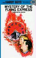 Hardy Boys 020 Mystery Of The Flying Express