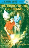 Hardy Boys 029 Secret Of Lost Tunnel