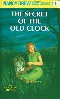 The Secret Of The Old Clock: Nancy Drew 1