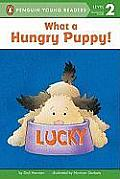 What A Hungry Puppy All Aboard Reading