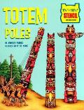 Totem Poles With Stencil