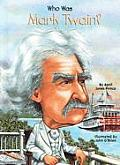 Who Was Mark Twain