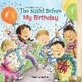 Night Before My Birthday