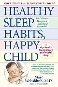 Healthy Sleep Habits Happy Child 3rd Edition