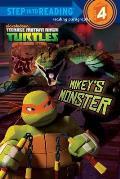 Mikeys Monster Teenage Mutant Ninja Turtles