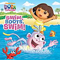 Swim Boots Swim Dora the Explorer