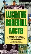 Fascinating Baseball Facts Facts Records
