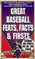 Great Baseball Feats Facts & Firsts