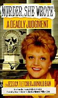 Deadly Judgment Murder She Wrote