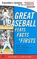Great Baseball Feats Facts & Firsts 20