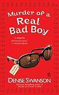 Murder of a Real Bad Boy A Scumble River Mystery