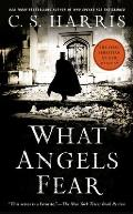 What Angels Fear A Sebastian St Cyr Mystery