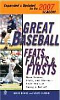 Great Baseball Feats Facts 2007
