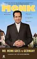 Mr Monk Goes To Germany