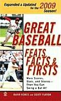 Great Baseball Feats, Facts & Firsts (Great Baseball Feats, Facts & Firsts)