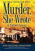 Murder She Wrote A Fatal Feast
