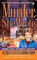 Murder She Wrote Madison Avenue Shoot