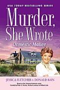Murder She Wrote Domestic Malice