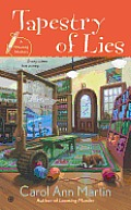 Tapestry of Lies A Weaving Mystery