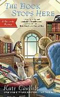 Book Stops Here A Bibliophile Mystery