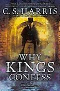 Why Kings Confess A Sebastian St Cyr Mystery